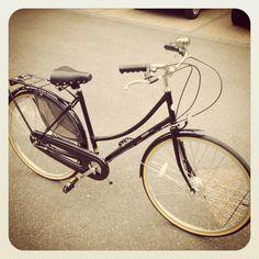 Beautiful Bobbin bike.  (All Right Reserved).