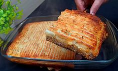 Beef Dishes, Food Dishes, Vegetarian Recipes, Cooking Recipes, Dinner With Ground Beef, Tasty, Yummy Food, Jewish Recipes, Savoury Dishes