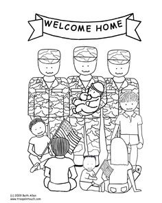 Veterans Day Coloring Pages To Print Happy