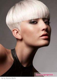 Ultra-Refined Short Haircut