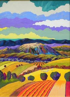 Gene Brown Cloud Migration - Southwest Gallery: Not Just Southwest Art.