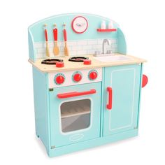 Cocina de juguete Aqua Lynton    Decoiluzion.com