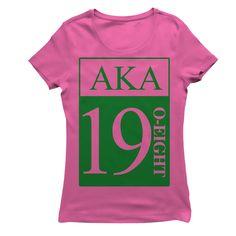 Alpha Kappa Alpha 19-Year