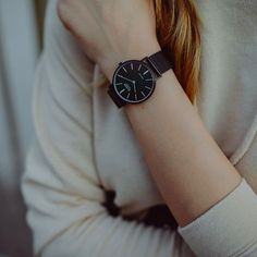 Little. Black. Swissmade. Watch. #thelittleblack  #zizzowatches #myzizzowatch #watches #woman #beautiful #swissmade #zürich #switzerland #urban #time #fashionista #fashion #detail #autumn #classic #clean #simple #happy #city #citylife #elegant #casual #photo #model #moment #casual #simple #urban #sportive #blackwatch