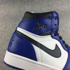 buy cheap mens air jordan 1 high air alternate royal blue rare wholesale Air  Jordans 810b6baef