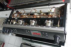 LA SPAZIALE S3 - SELETRON (3GROUP) Stove, Kitchen Appliances, Diy Kitchen Appliances, Home Appliances, Range, Kitchen Gadgets, Hearth Pad, Kitchen, Kitchen Stove