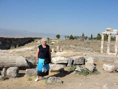 #magiaswiat #turcja #podróż #wakacje #zwiedzanie #europa  #blog #kościół #ruiny #wieża #pamukkale #miasto #hierapolis #efez #meryemana Pamukkale, Blog, Blogging