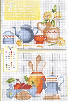 Thrilling Designing Your Own Cross Stitch Embroidery Patterns Ideas. Exhilarating Designing Your Own Cross Stitch Embroidery Patterns Ideas. Cross Stitch House, Cross Stitch Kitchen, Cross Stitch Books, Cross Stitch Designs, Cross Stitch Patterns, Cross Stitching, Cross Stitch Embroidery, Cross Stitch Numbers, Christmas Embroidery Patterns