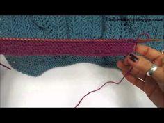 Ako štrikovať sveter/vestu - (predný diel-dekolt a Youtube, It Cast, Make It Yourself, Knitting, Tutorials, Baby, Fashion, Moda, Tricot