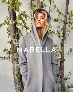 Karlie Kloss is a Natural Beauty in Marella's Fall 2015 Campaign - Fashion Gone Rogue