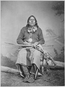 Santana, Kiowa Chief