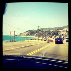 """Pacific Coast Highway ... """"Excuse me, do you know where the eastern Pacific Coast highway is?"""" #NotGonnaBeTheSame"""
