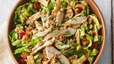 Spicy Thai Salad with Chicken - Panera