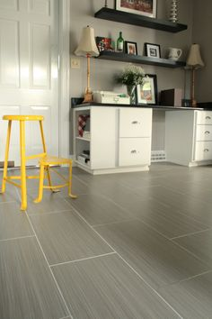 Tile Daltile Linen Gris Love How This Is Cut And Laid Kitchen Floorskitchen