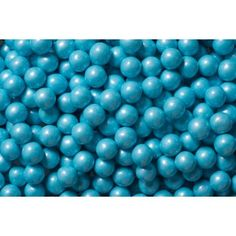 SweetWorks Candy Beads - Chocolate - Pearl - Powder Blue - 100 g Golda's Kitchen
