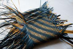 Weaving · Jill Fleming Flax Weaving, Maori Designs, Nz Art, Maori Art, Weaving Patterns, Islands, Baskets, Bear, Handbags