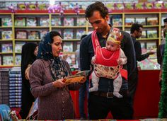 National and int'l publishers put their cultural products on show at Tehran International Book Fair.  Read more at: www.ifilmtv.com/English/News/NewsIn/3051