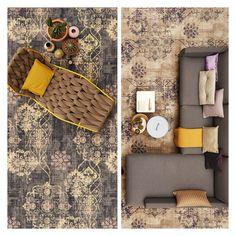 Diesen Meinungsmittwoch stellen wir zwei wundervolle Teppiche aus der Vintage Kollektion der Niederländischen Marke Desso vor. Was gefällt dir besser: Die hellen Akzente auf dunklem Untergrund des Desso Vintage Teppich 188.201 oder dunkle Muster auf hellem Grund des Desso Vintage Teppich 173.201? Schau dir doch die ganze Vintage Kollektion in unserem Webshop an:  https://www.flinders.de/desso/vintage