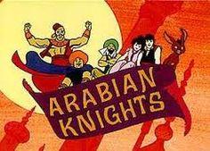 Resultado de imagem para Cavaleiros da arabia
