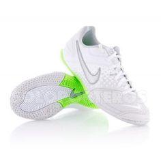 Zapatilla Jr Nike 5 Elastico Blanca-Gris-Verde  23.95 (-44%). Sportivic · Fútbol  Sala d75bb9a40d6a0