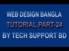 web design bangla tutorial part 24    bootstrap tutorial