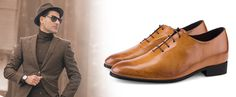 Wholecut Leather, for Extra Comfort For some men,... - GuidoMaggi - Luxury Elevator Shoes Hand Made