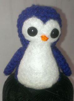 12 Perfect #Penguin #Crochet Pattern Finds