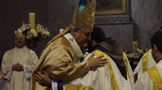 Entérate de los detalles de la ordenación de nuestro hermano fray Adán. Un nuevo diácono para nuestra fraternidad