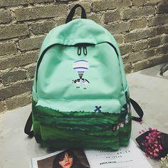 Купить Яркий молодежный рюкзак