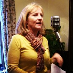 Amanda Hodgkinson (author of 22 Britannia Road) reading from JD Smith's The Better of Two Men Book Launch, Two Men, November 2015, Will Smith, Amanda, Product Launch, Author, Reading, Books