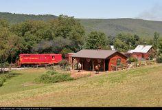 RailPictures.Net Photo: PREX 107 Gettysburg & Northern Railroad EMD GP9 at Hunters Run, Pennsylvania by Andrew Blaszczyk (2)