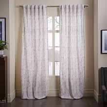 family room. Window Curtains, Drapes and Panels | west elm