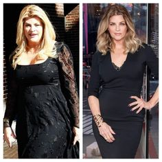 """Kirstie Alley – Weight Loss: 50 Lbs. After becoming a Jenny Craig spokeswoman in 2005, actress Kirstie Alley lost 30 pounds. When she stopped the program for 7 years, all the weight came back on. In 2014, Kirstie lost 50 pounds when she restarted with Jenny Craig. She even did a commercial with her fellow actors from """"Cheers"""" John Ratzenberger and George Wendt in 2016. Alley decided that this time around she would reach her weight loss goal and focus on maintaining the weight. Image…"""