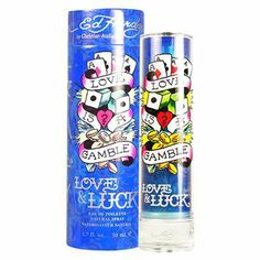I'm learning all about Ed Hardy Men's  Love