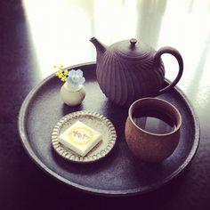 Querría tanto que me gustara el té...