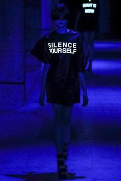 SILENT YOURSELF UNDERCOVER SS14