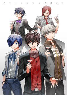 Persona Heroes
