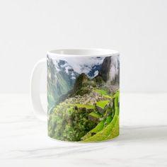 Classic Mug Machu Picchu Cusco - Peru - classic gifts gift ideas diy custom unique