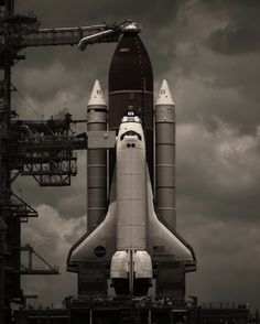 """Great photo series titled """"Last Launch"""" by photographer Dan Winters, based in Austin, Los Angeles and Savannah…"""