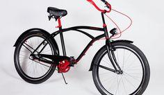 Moonlight Red Sole   Rowery miejskie Bikes Bazaar