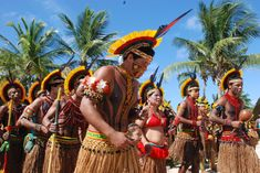 Indigenous People Of Brazil, Amazon Tribe, Paradise On Earth, We Are The World, World Cultures, People Around The World, Continents, Summer Vibes, South America