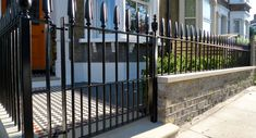 metal-gate-and-rail-victorian-london-front-garden-company-mosaic-paving-wall-yorkstone-caps-and-bullnose-london.jpg (2738×1482)