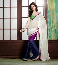 Designer Sarees Images