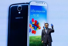 My Samsung Phone, and the Virtues of Feeling Cool      By Kevin Roose