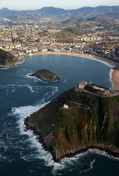 San Sebastian (aka Donostia), Guipuzcoa, Basque Country, Spain. My home town.