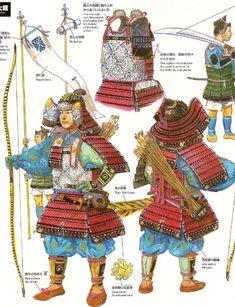 History japanese armor by saudixjapan on DeviantArt