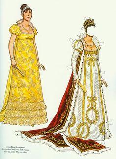 Great Empresses and Queens: Josephine Bonaparte, Empress to Nepoleon I of France