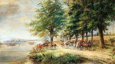 The Army Of General Burgoyne
