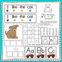 Guided Reading in Kindergarten$