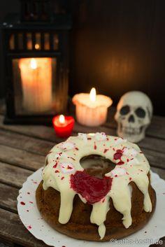 Halloween Kuchen für Zombie Bräute
